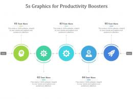 5s Graphics For Productivity Boosters Infographic Template