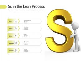 5s In The Lean Process