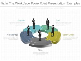 5s In The Workplace Powerpoint Presentation Examples