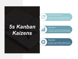 5s Kanban Kaizens Ppt Powerpoint Presentation Layouts Graphics Tutorials Cpb