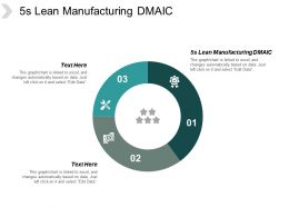 5s Lean Manufacturing Dmaic Ppt Powerpoint Presentation Pictures Tips Cpb