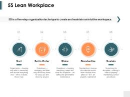 5s Lean Workplace Ppt Powerpoint Presentation Icon Graphic Tips