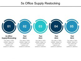 5s Office Supply Restocking Ppt Powerpoint Presentation Pictures Inspiration Cpb
