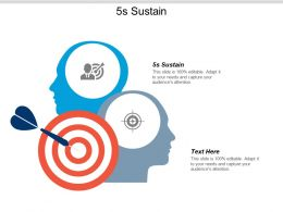5s Sustain Ppt Powerpoint Presentation Pictures Rules Cpb