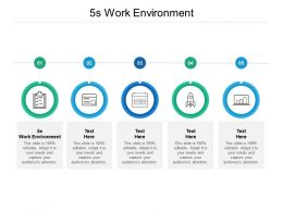 5s Work Environment Ppt Powerpoint Presentation Information Cpb