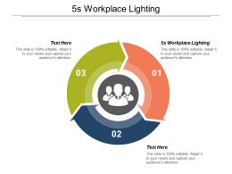 5s Workplace Lighting Ppt Powerpoint Presentation Icon Layouts Cpb