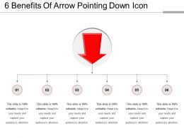 6 Benefits Of Arrow Pointing Down Icon
