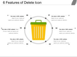 6 Features Of Delete Icon