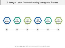 6_hexagon_linear_flow_with_planning_strategy_and_success_Slide01