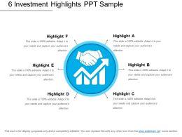 6_investment_highlights_ppt_sample_Slide01