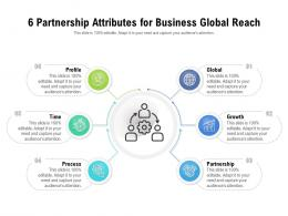 6 Partnership Attributes For Business Global Reach