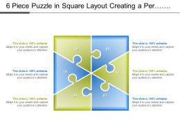 6_piece_puzzle_in_square_layout_creating_a_perplexity_of_process_Slide01