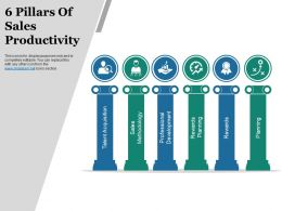 6_pillars_of_sales_productivity_powerpoint_layout_Slide01
