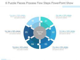 6_puzzle_pieces_process_flow_steps_powerpoint_show_Slide01