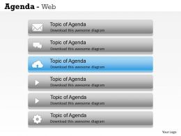6 Staged Business Agenda Topic Display 0114
