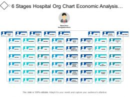 6 Stages Hospital Org Chart Economic Analysis Budgeting And Controlling