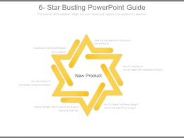 6 Star Busting Powerpoint Guide