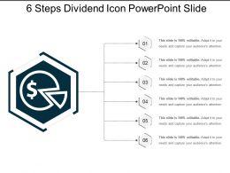 6_steps_dividend_icon_powerpoint_slide_Slide01