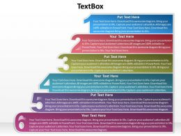 6 Textboxes For Business Process
