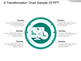 6 Transformation Chart Sample Of PPT