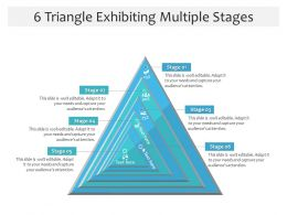 6 Triangle Exhibiting Multiple Stages