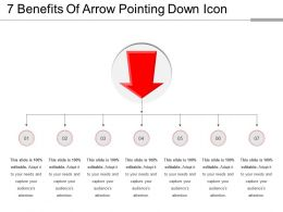 7 Benefits Of Arrow Pointing Down Icon