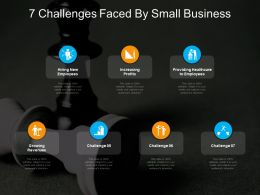 7 Challenges Faced By Small Business