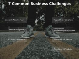 7 Common Business Challenges
