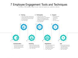 7 Employee Engagement Tools And Techniques