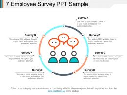 7 Employee Survey Ppt Sample