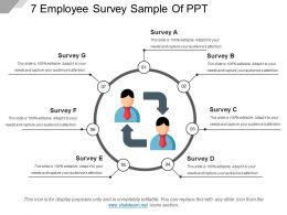 7 Employee Survey Sample Of Ppt