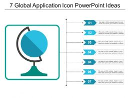 7 Global Application Icon Powerpoint Ideas