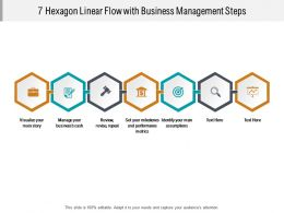 7_hexagon_linear_flow_with_business_management_steps_Slide01