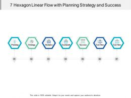 7_hexagon_linear_flow_with_planning_strategy_and_success_Slide01