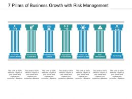 7 Pillars Of Business Growth With Risk Management