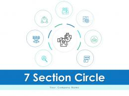 7 Section Circle Analysis Implementation Information Accumulation Measurement Product