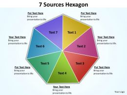 7 Sources Hexagon 2