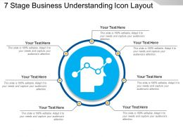 7 Stage Business Understanding Icon Layout