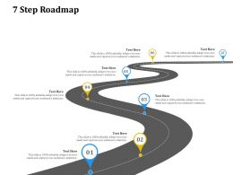 7 Step Roadmap C1327 Ppt Powerpoint Presentation Show Picture