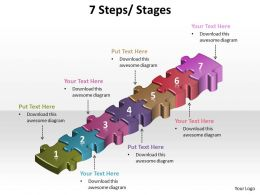 7 steps powerpoint slides presentation diagrams templates