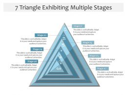 7 Triangle Exhibiting Multiple Stages