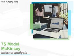 7s Model Mckinsey Internal Analysis Powerpoint Presentation Slides