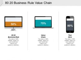 80 20 Business Rule Value Chain Cpb