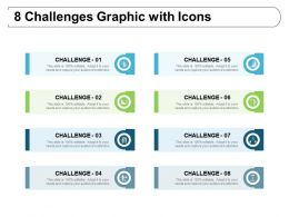 8 Challenges Graphic With Icons
