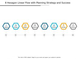 8 Hexagon Linear Flow With Planning Strategy And Success