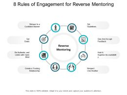 8 Rules Of Engagement For Reverse Mentoring