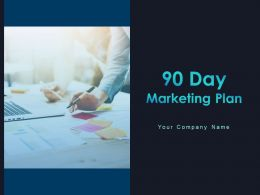 90 Day Marketing Plan Content Marketing CRM Integration Marketing