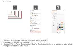 56431198 Style Essentials 1 Roadmap 9 Piece Powerpoint Presentation Diagram Template Slide