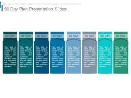 90 Day Plan Presentation Slides