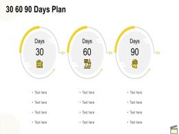 90 Days Business Action Plan